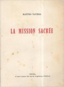 mission sacrée